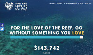 For the Love of the Reef