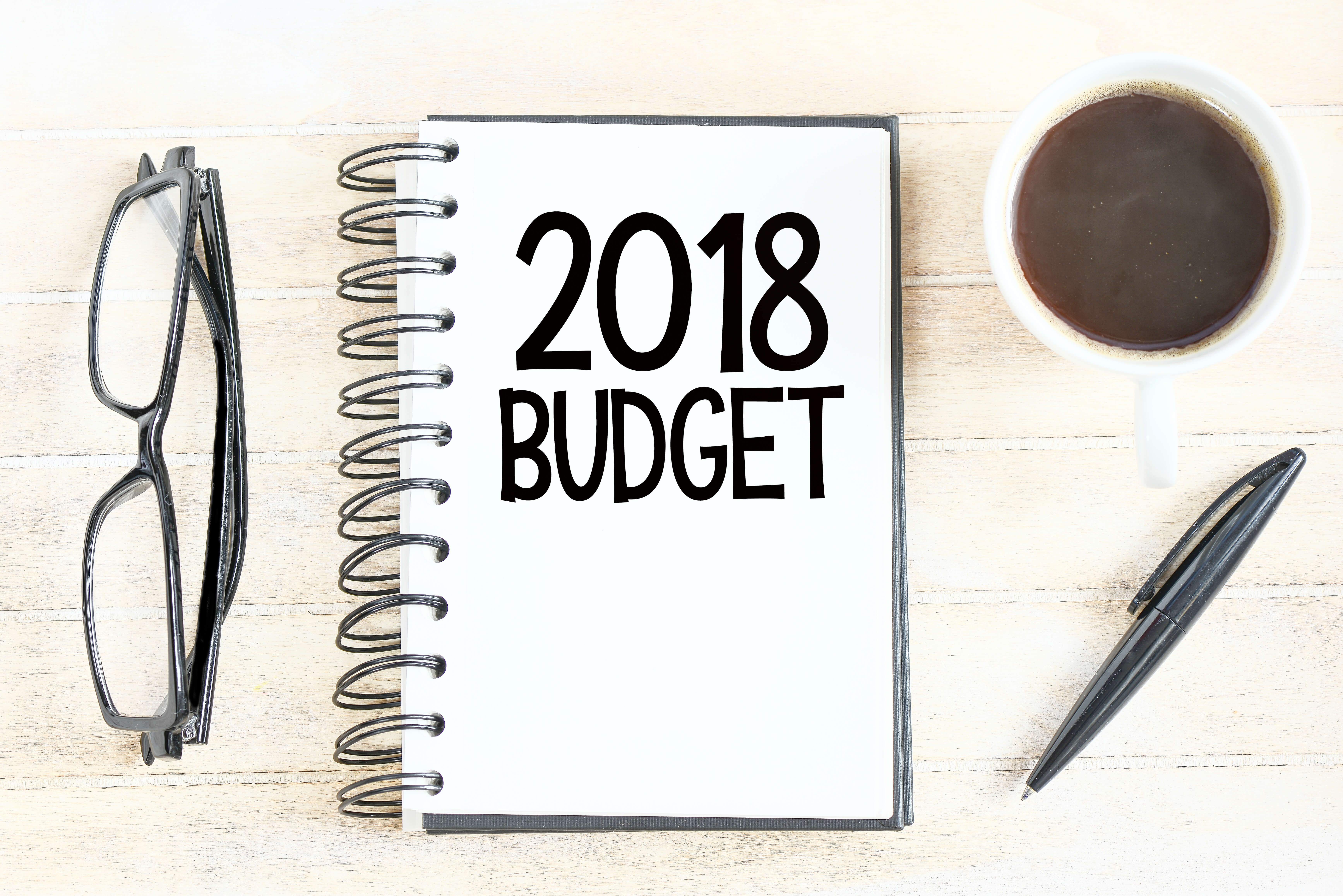 Developing Your 2018 Marketing Budget