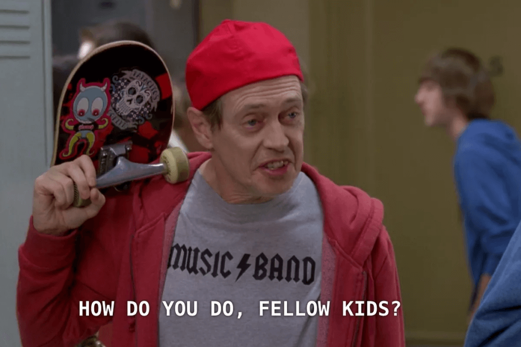 How Do You Do, Fellow Kids?