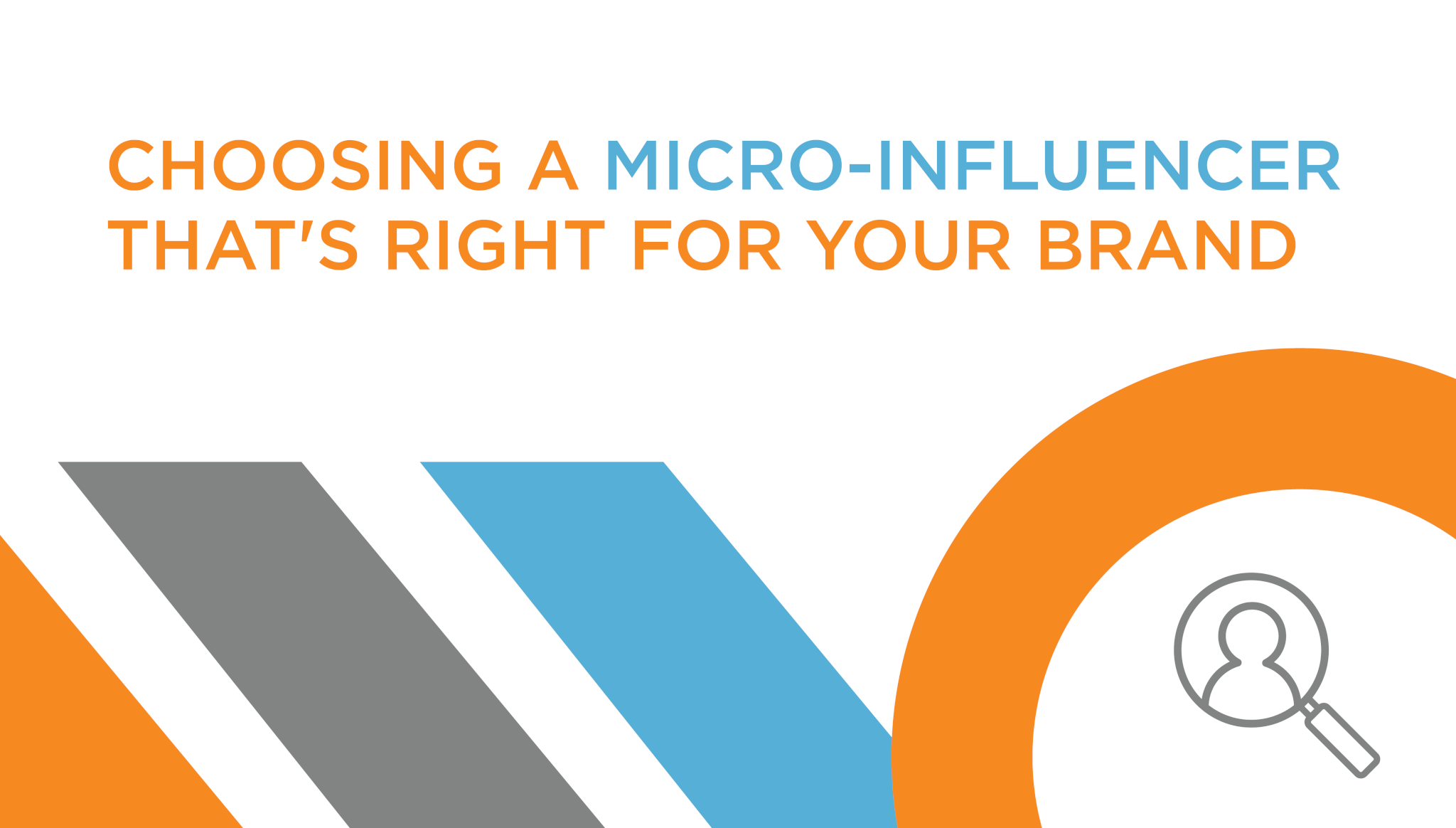 How to choose a micro-influencer that's right for your brand